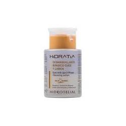 Hidrotelial  Hidratia desmaquillante bifásico ojos y labios 150 ml