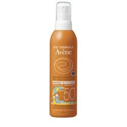 Avene spray niños SPF 50 + 200 ml