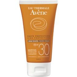 Avene solar facial SPF 30 color 50 ml