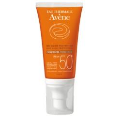 Avene solar facial  color SPF 50 + 50 ml