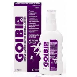 Goibi antimosquitos spray xtrem 75 ml