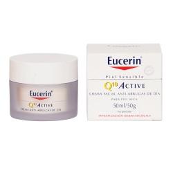 Eucerin Q10 active crema de día para piel seca 50 ml