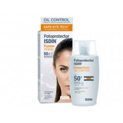 Isdin fotoprotector solar fusion water 50+  50ml