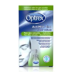 Optrex actimist 2 en 1 para ojos cansados + molestos 10 ml