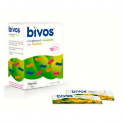 Bivos Lactobacillus 10 mini sobres