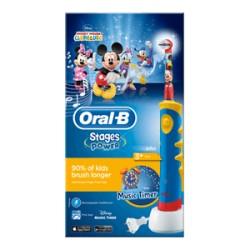 Oral-B cepillo eléctrico infantil mickey mouse