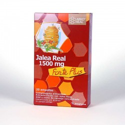 Arko Jalea Real 1.500 mg Forte Plus 20 ampollas