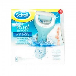 Dr Scholl Lima Electrónica Velvet Smooth Wet and Dry