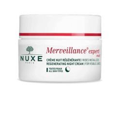 Nuxe Crema noche antiarrugas Merveillance® Expert 50ml
