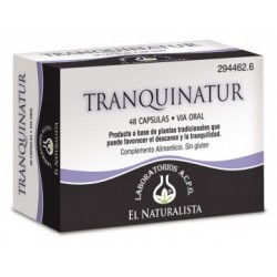 El Naturalista Tranquinatur 48cáps