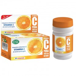 ESI vitamina C RETARD 30 tabletas