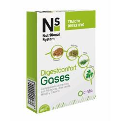 Cinfa Ns Digestconfort Gases 60comp