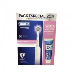 ORAL-B 800 Sensi UltraThin -20% dto+ GRATIS Pasta Dentrífica Por-Expert 50ML