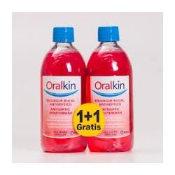Kin oralkin colutorio 2x500 ml