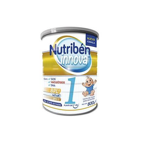 NUTRIBEN INNOVA 1 LECHE 800 G