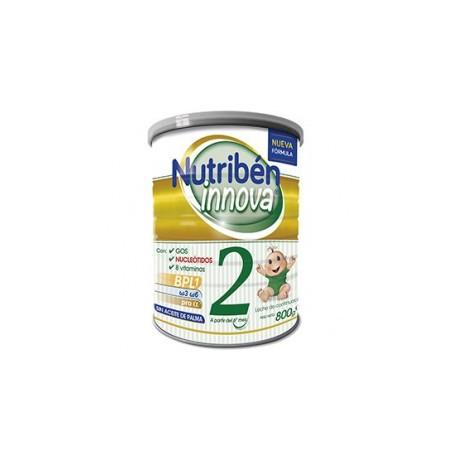 NUTRIBEN INNOVA 2 LECHE 800 G