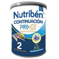 NUTRIBEN CONTINUACIÓN 2 LECHE 800 G