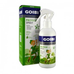 GOIBI SPRAY ANTIPIOJOS ARBOL TE MANZANA 250ML
