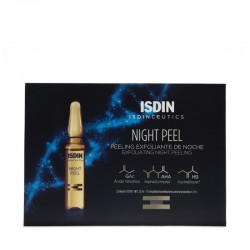 ISDINCEUTICS NIGHT PEEL 2ML 10 AMP