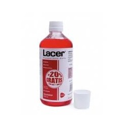 Lacer enjuague bucal 500ml+100ml
