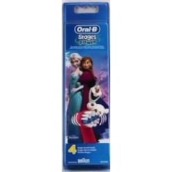 Oral-B recambios cepillo eléctrico infantil 4 Uds.