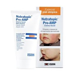 Isdin nutratopic pro-amp crema facial 50 ml