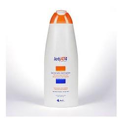 Leti AT4 gel de baño dermograso 750 ml