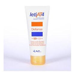 Leti AT4 crema defense barrera multiprotectora 100 ml