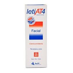 Leti AT4 crema facial SPF 20 50 ml